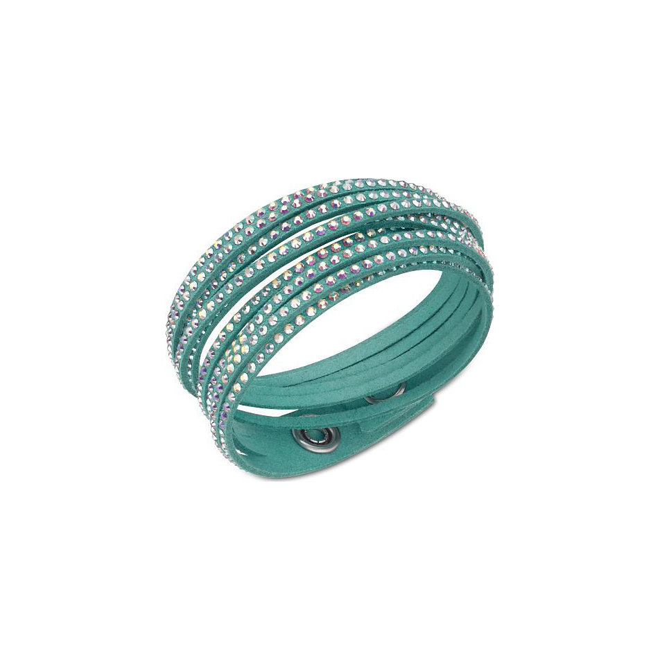 swarovski armband slake emerald 5064289 bei bestellen. Black Bedroom Furniture Sets. Home Design Ideas