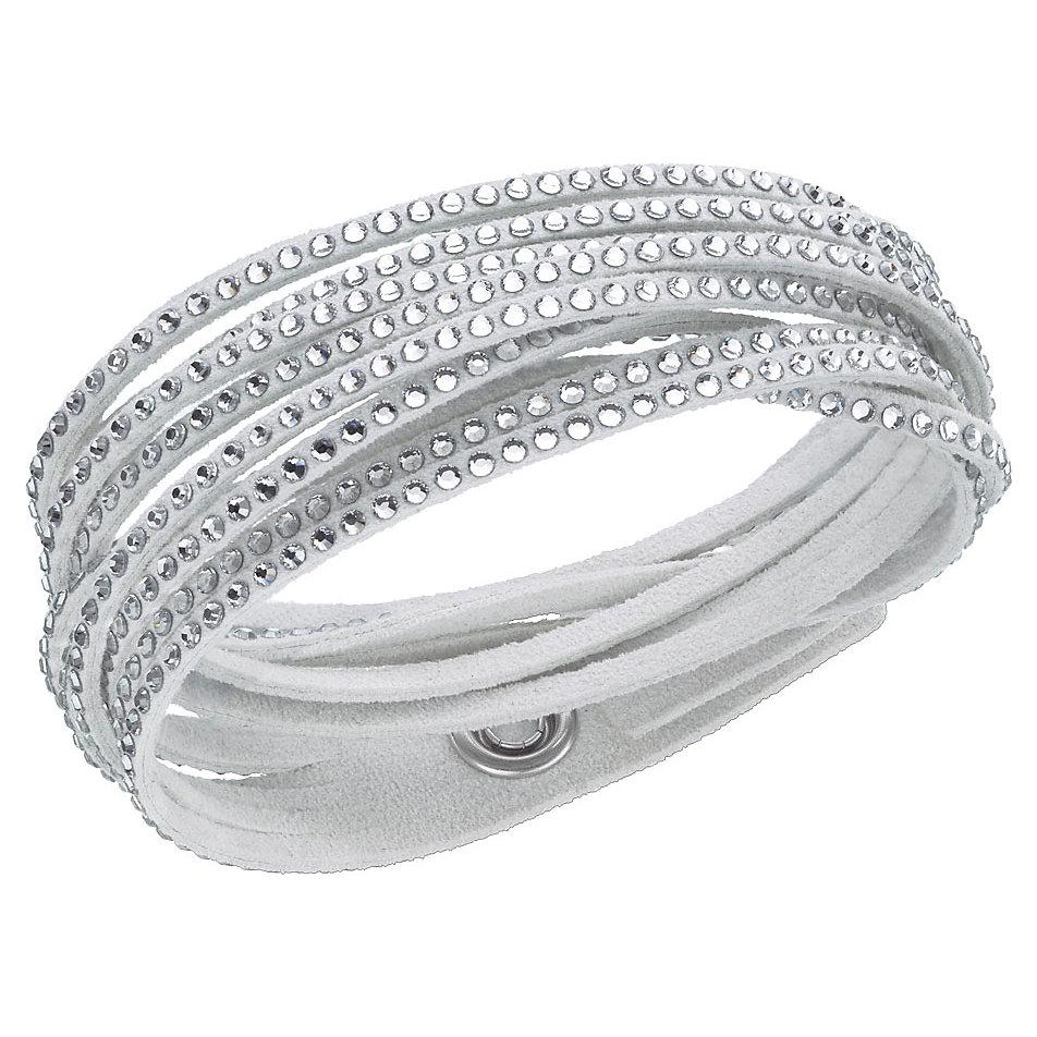 swarovski armband slake grey 1179236 bei bestellen. Black Bedroom Furniture Sets. Home Design Ideas