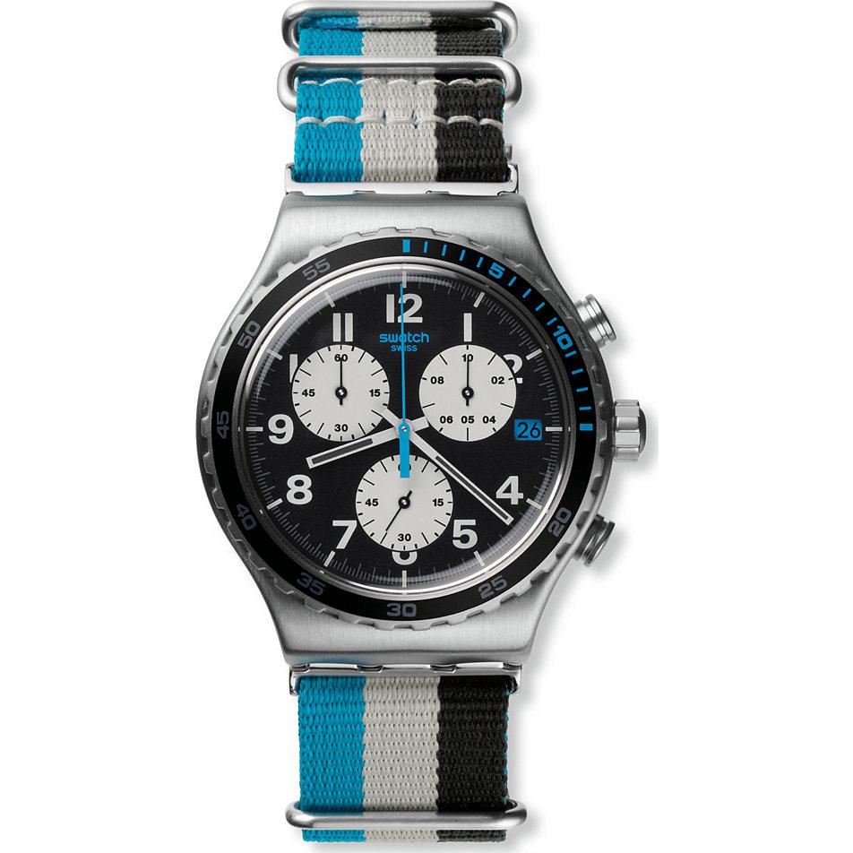 swatch uhren chronograph