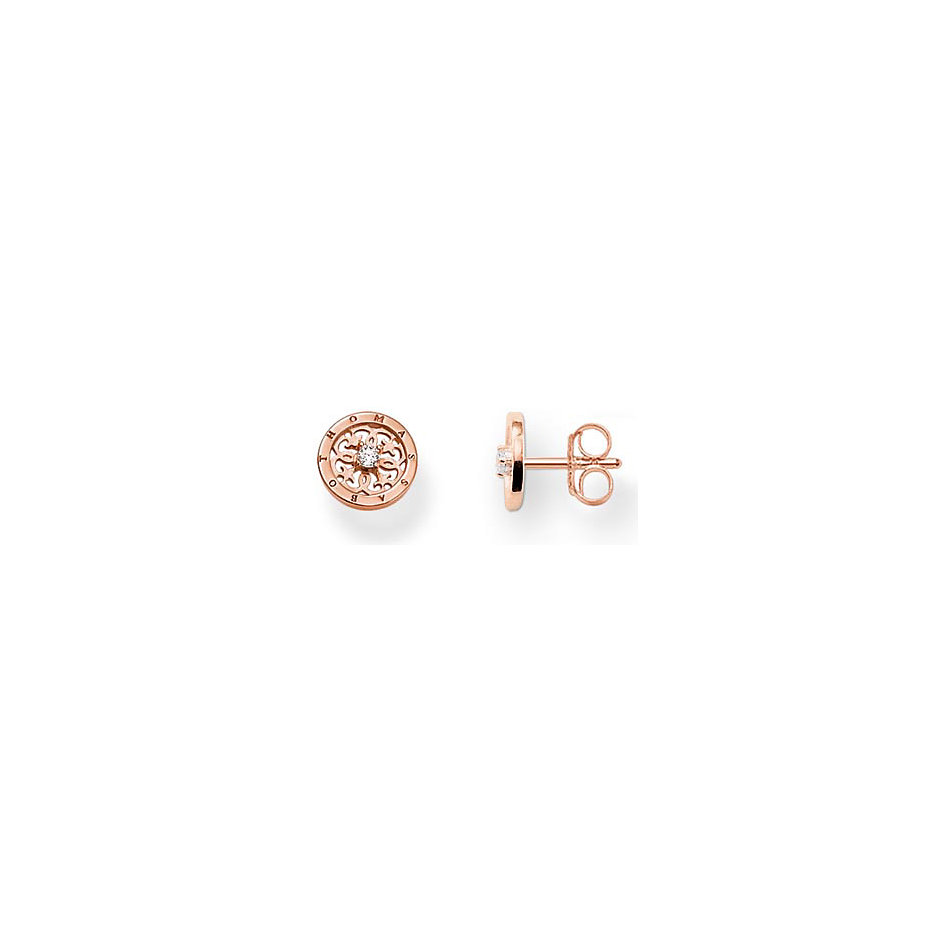 ohrstecker rose gold