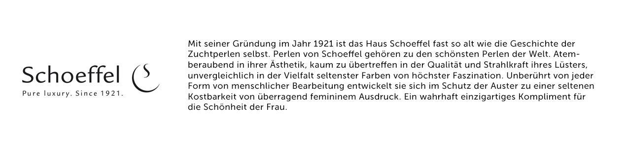 Schoeffel Logo und Text