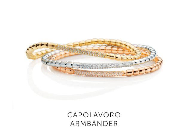 Capolavoro Armbänder
