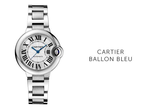 CARTIER Uhren Ballon-Bleu