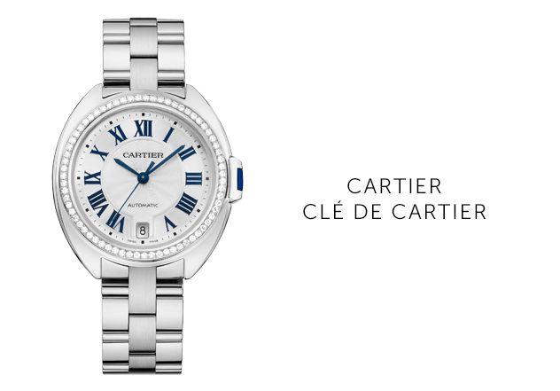 Cle-de-Cartier Uhren
