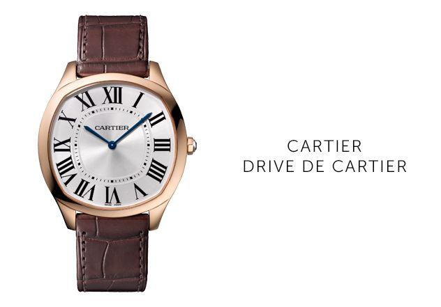 Drive-de-Cartier Uhren