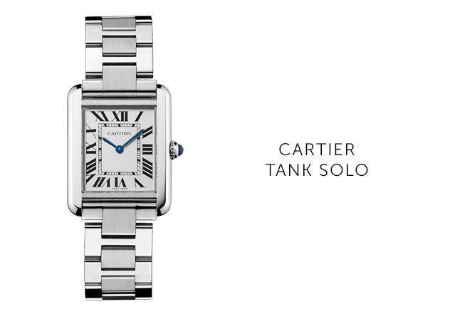 Cartier Tank-Solo