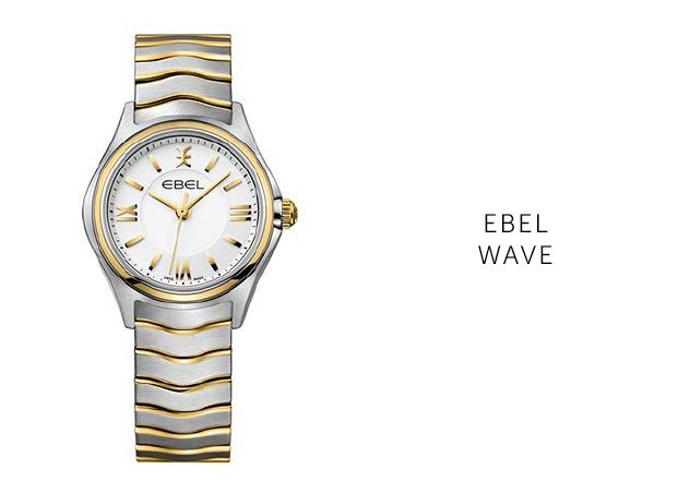 EBEL Uhren Linie Wave