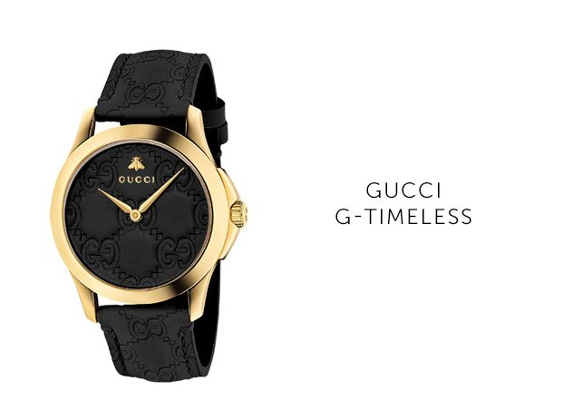 GUCCI Linie G Timeless