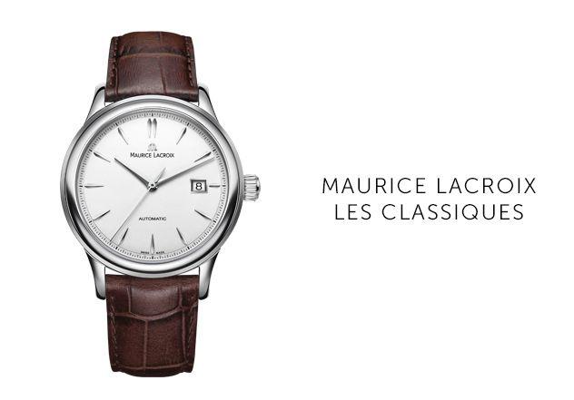 Maurice Lacrois Linie Les Classique