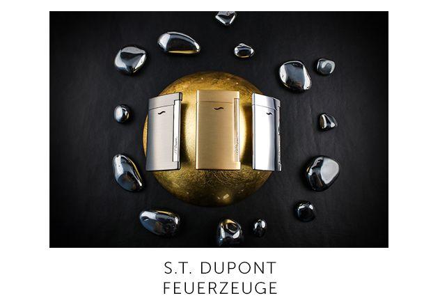 s.t.Dupont Feuerzeuge