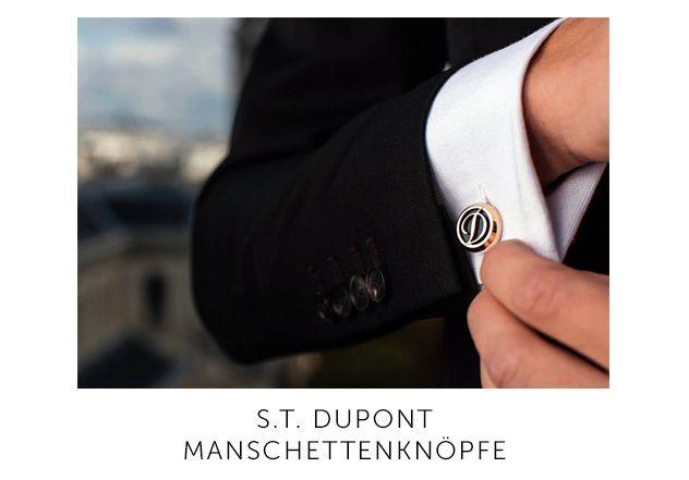 s.t. Dupont Manschettenknöpfe