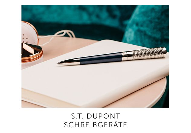 s.t. Dupont Kugelschreiber