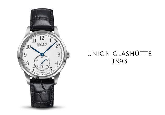Union Glashütte Uhren 1893
