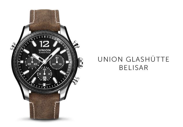 Union Glashütte Uhren Belisar