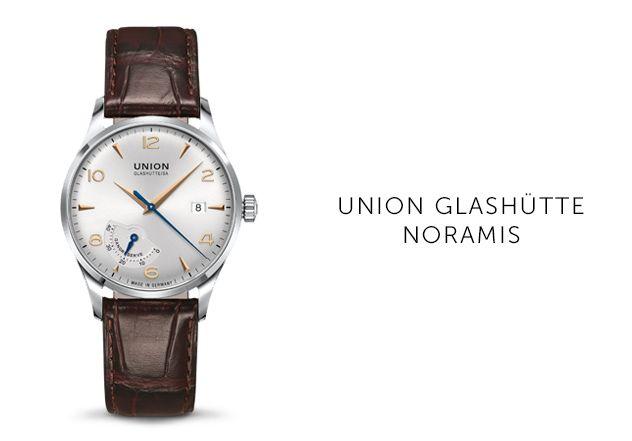 Union Glashütte Uhren Noramis