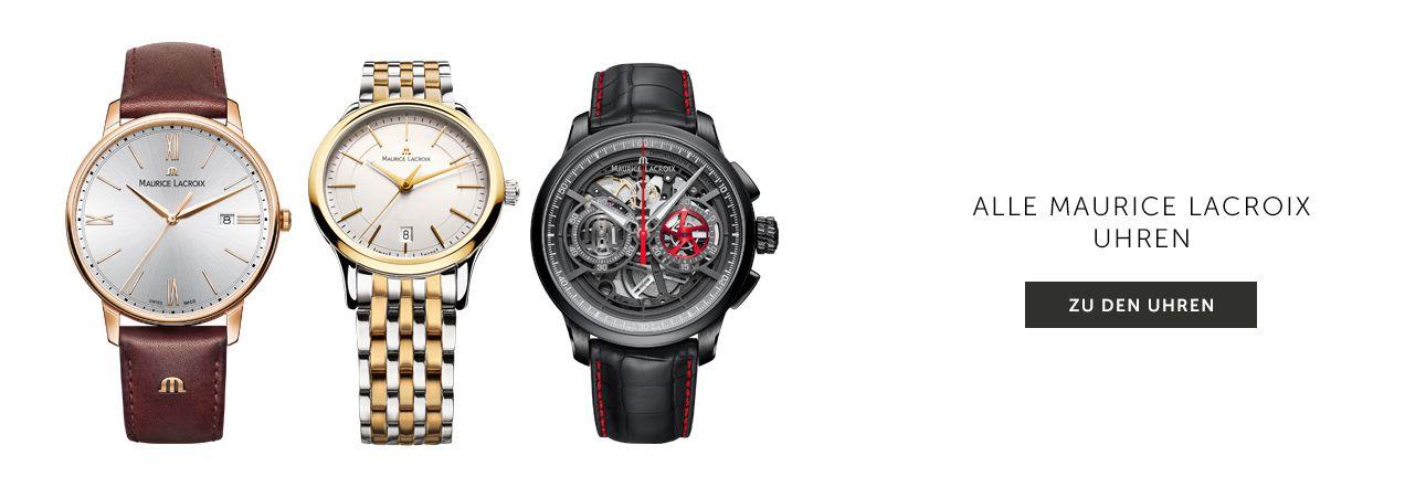 Maurice Lacroix alle Uhren