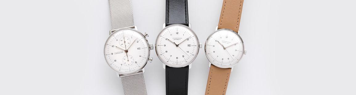 Uhren Menue