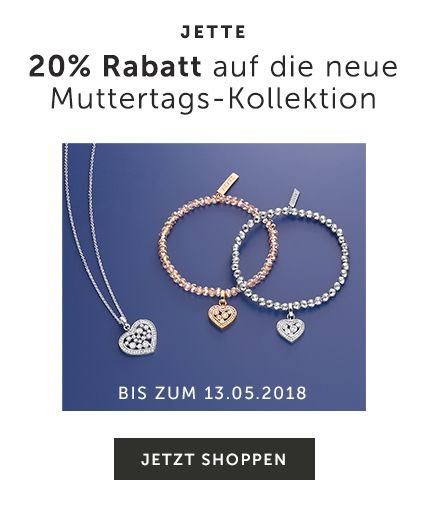 JETTE-Muttertags-Angebot