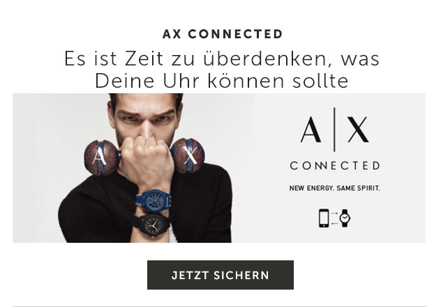 A X Connected