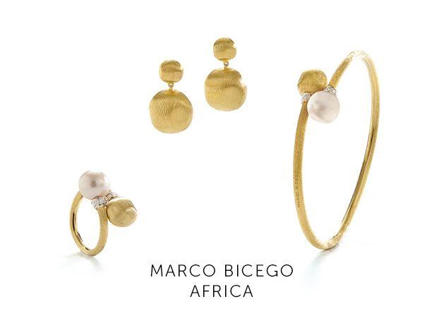 MARCO BICEGO Afrika Schmucklinie