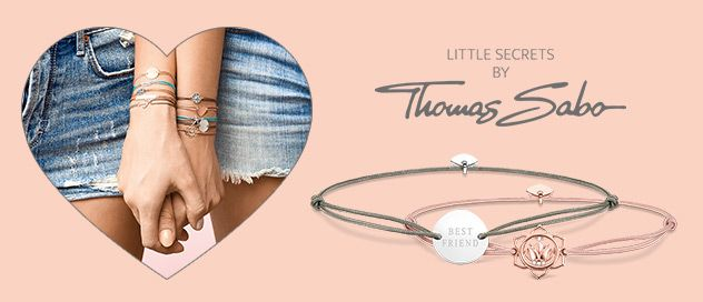 THOMAS SABO LIttle Secrets auf CHRIST.de