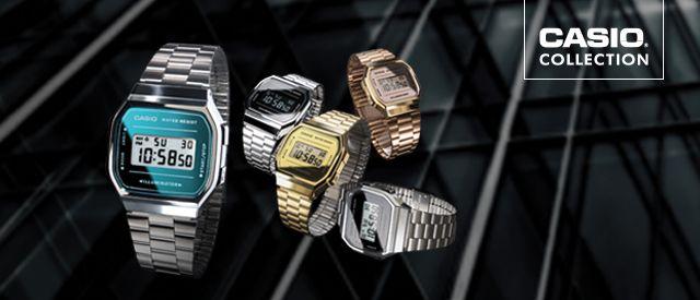 afa3484e1b CASIO Uhren günstig online kaufen bei CHRIST