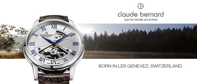Claude Bernard Uhren online bei CHRIST.at