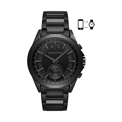 Armani Exchange Connected Smartwatch AXT1007