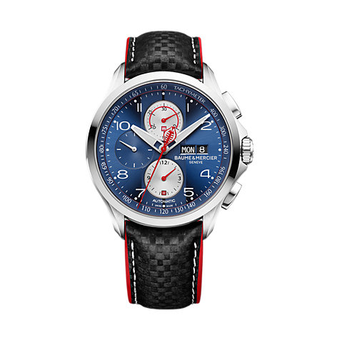 Baume & Mercier Herrenchronograph Clifton Club Shelby Cobra