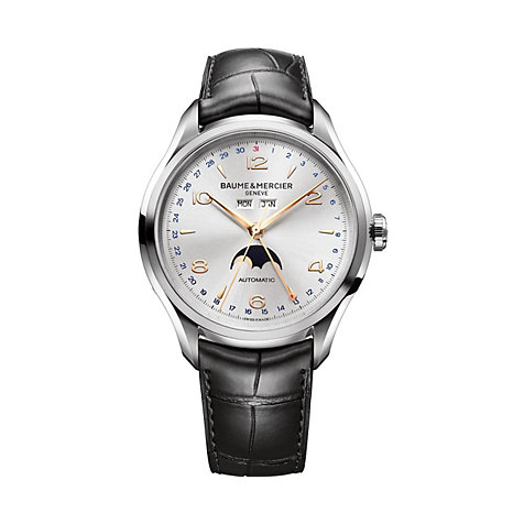 Baume & Mercier Herrenuhr Clifton