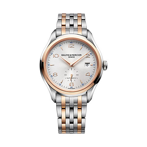 Baume & Mercier Herrenuhr Clifton M0A10140