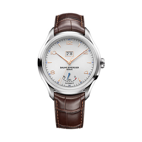 BAUME & MERCIER Herrenuhr Clifton M0A10205