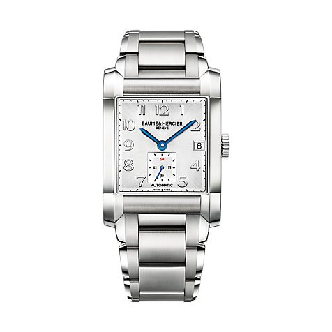 BAUME & MERCIER Herrenuhr Hampton M0A10047