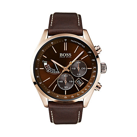 Boss Chronograph Grand Prix 1513605