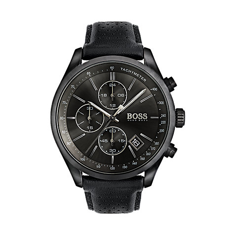 Boss Herrenuhr Grand Prix Casual Sport 1513474