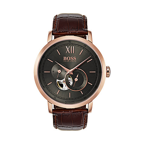Boss Herrenuhr Signature Timepiece Collection 1513506
