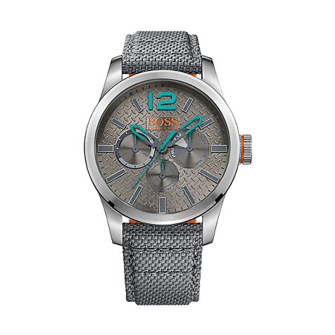BOSS Orange Herrenuhr Paris 1513379