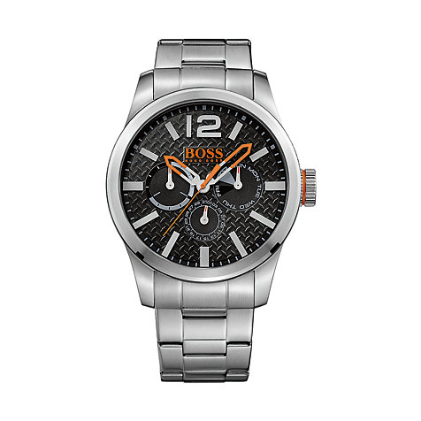 BOSS Orange Herrenuhr Paris Multi 1513238