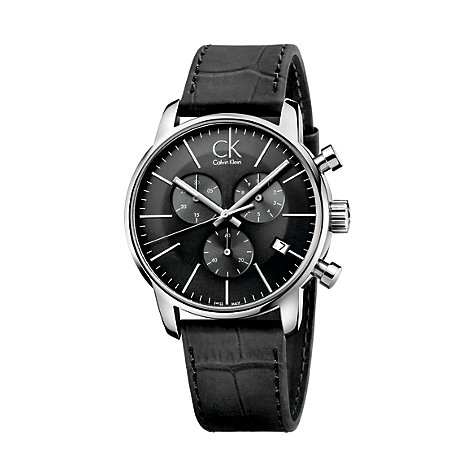 Calvin Klein Chronograph City