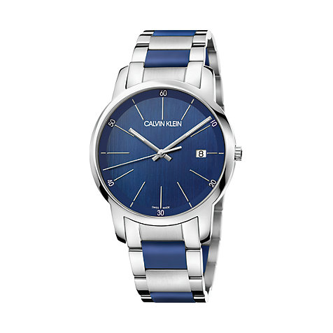Calvin Klein Herrenuhr City Extension K2G2G1VN