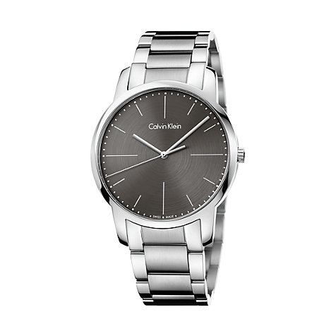 Calvin Klein Herrenuhr City