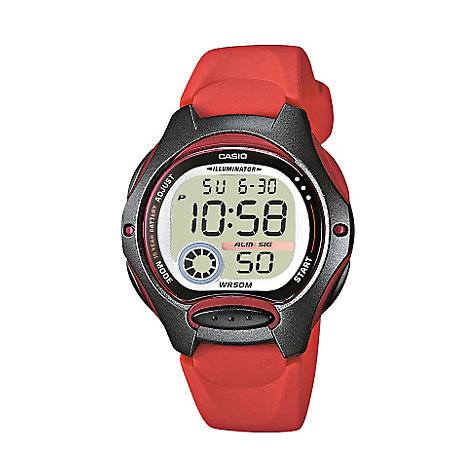 Casio Collection Damenuhr LW-200-4AVEF