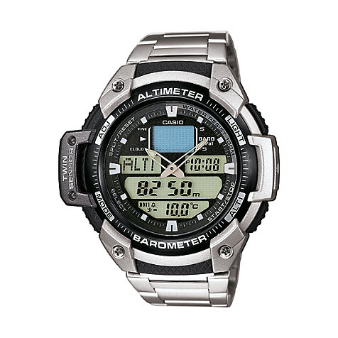 Casio Collection Herrenchronograph SGW-400HD-1BVER