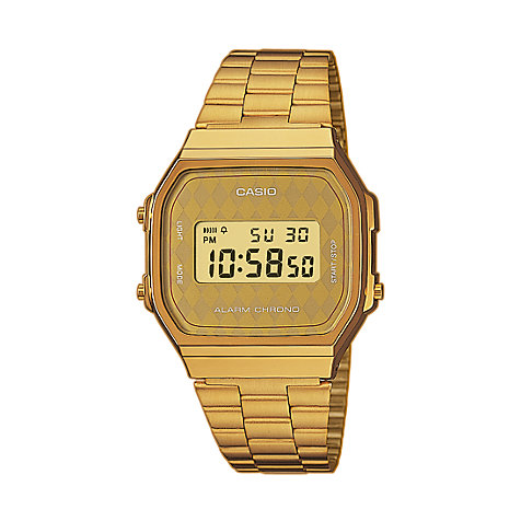 Casio Collection Retro A168WG-9BWEF