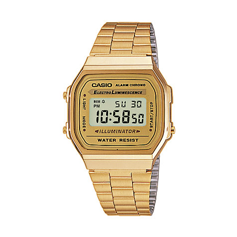 Casio Collection Retro A168WG-9EF