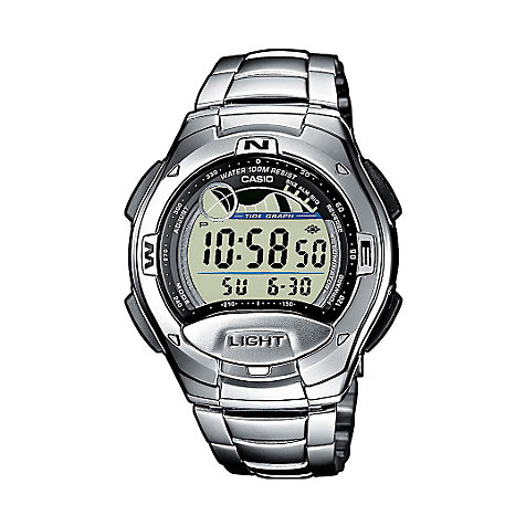 Casio Collection Herrenchronograph  W-753D-1AVES