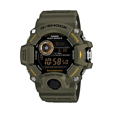 Casio G-SHOCK Premium Superior Series Herrenchronograph GW-9400-3ER