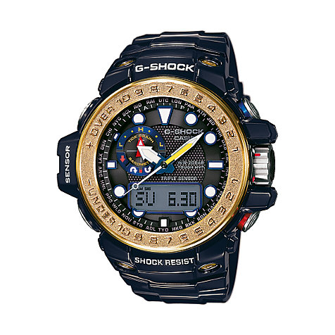 Casio G-SHOCK Premium Superior Series Herrenuhr GWN-1000F-2AER