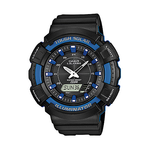 Casio Collection Herrenchronograph AD-S800WH-2A2VEF
