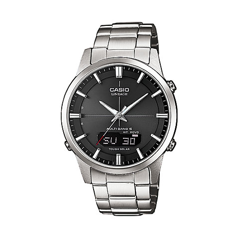 Casio Herrenchronographen Radio Controlled LCW-M170D-1AER